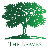 The Leaves logo